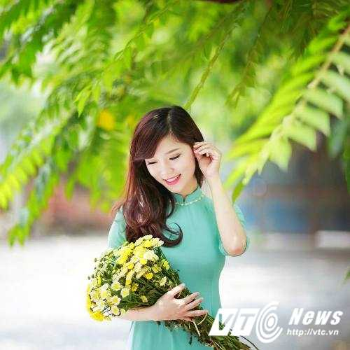 Hoa khoi Nu sinh Viet Nam xinh dep, hat hay, cao nhu sieu mau hinh anh 3