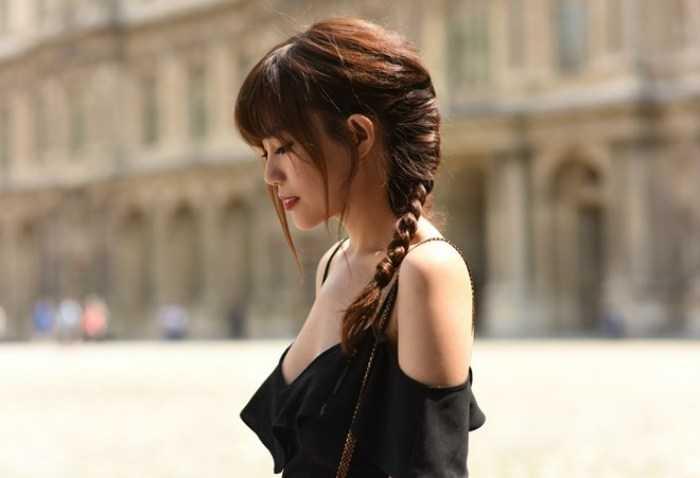 Nhan sac xinh dep cua hot girl Viet 28 tuoi so huu bang tien sy o Phap hinh anh 8