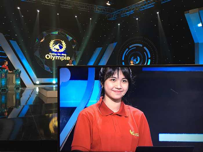 3 thi sinh tai nang lam 'nao loan' truong quay Duong len dinh Olympia hinh anh 1