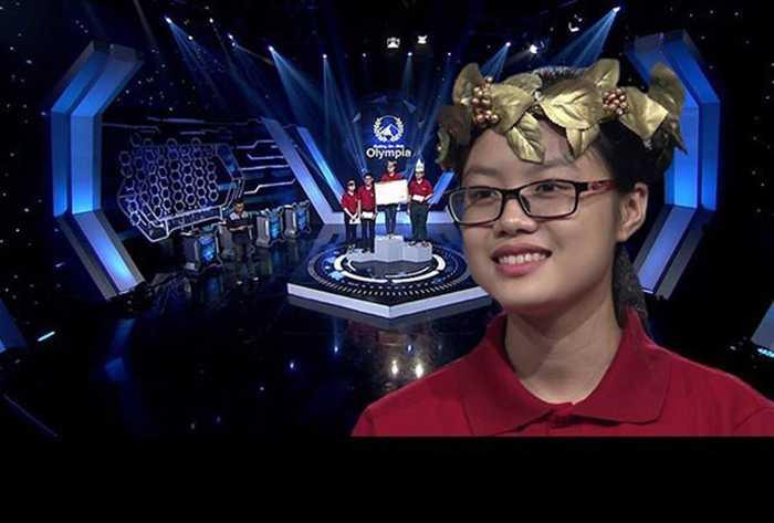 3 thi sinh tai nang lam 'nao loan' truong quay Duong len dinh Olympia hinh anh 5