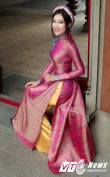 Hot girl Dai hoc Nguyen Tat Thanh xinh dep 'hut hon' dan mang hinh anh 7