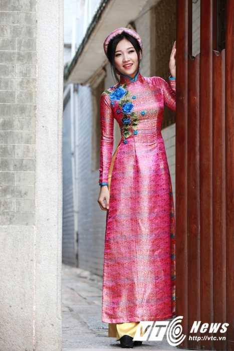 Hot girl Dai hoc Nguyen Tat Thanh xinh dep 'hut hon' dan mang hinh anh 9
