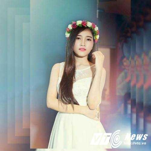 Hot girl Dai hoc Nguyen Tat Thanh xinh dep 'hut hon' dan mang hinh anh 4