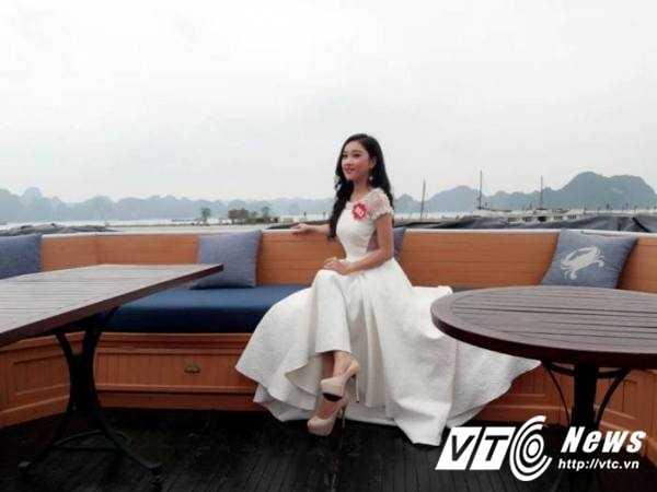 Hot girl Dai hoc Nguyen Tat Thanh xinh dep 'hut hon' dan mang hinh anh 13