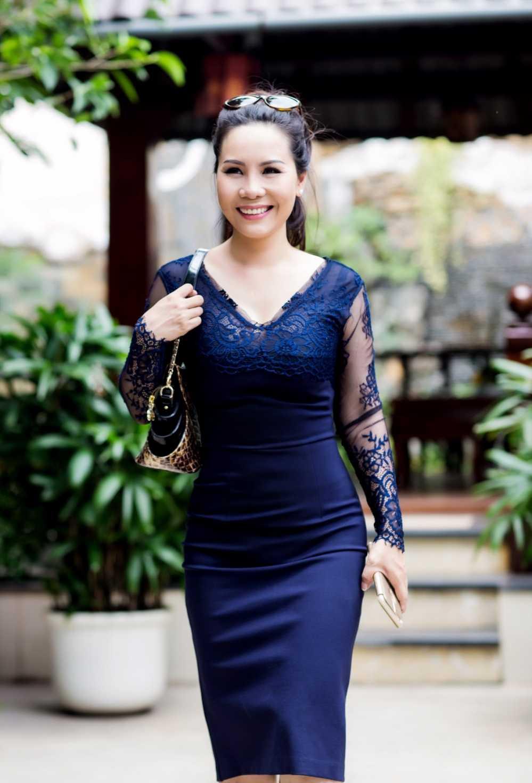 Nu hoang doanh nhan Kim Chi: Showbiz Viet on ao, lam thi phi hinh anh 1