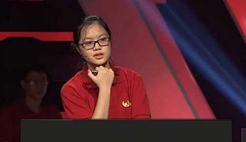 Hot girl Duong len dinh Olympia do Dai hoc Ngoai thuong nam 2016 hinh anh 2