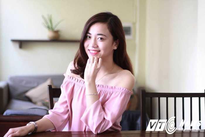 Ngam ve dep trong veo cua hot girl Dai hoc Phuong Dong hinh anh 13