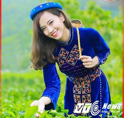 Ngam ve dep trong veo cua hot girl Dai hoc Phuong Dong hinh anh 3