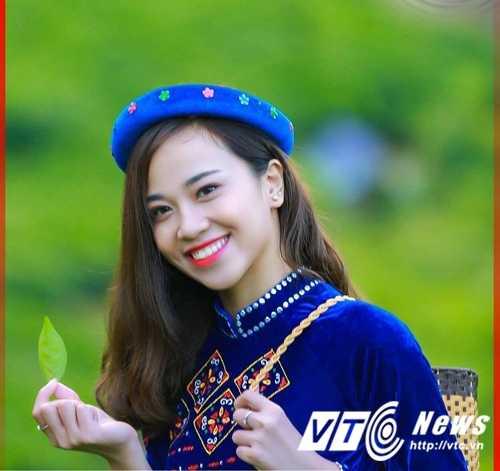 Ngam ve dep trong veo cua hot girl Dai hoc Phuong Dong hinh anh 4