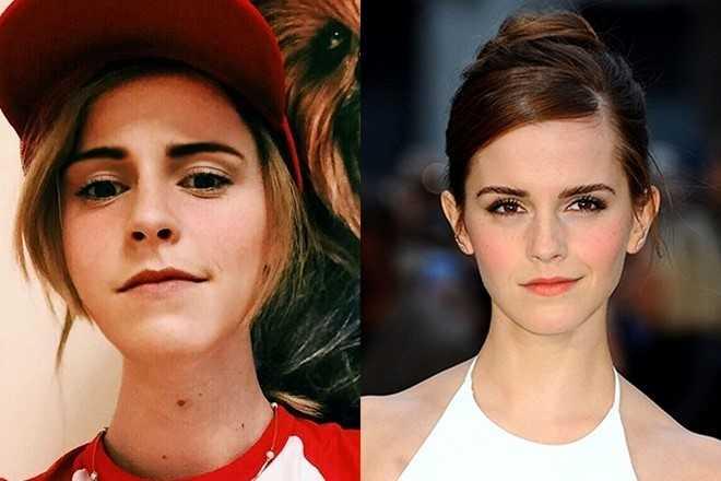 Lo dien 'ban sao' xinh dep cua nu dien vien Emma Watson hinh anh 4