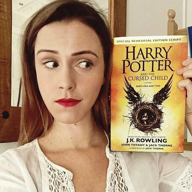 Lo dien 'ban sao' xinh dep cua nu dien vien Emma Watson hinh anh 5