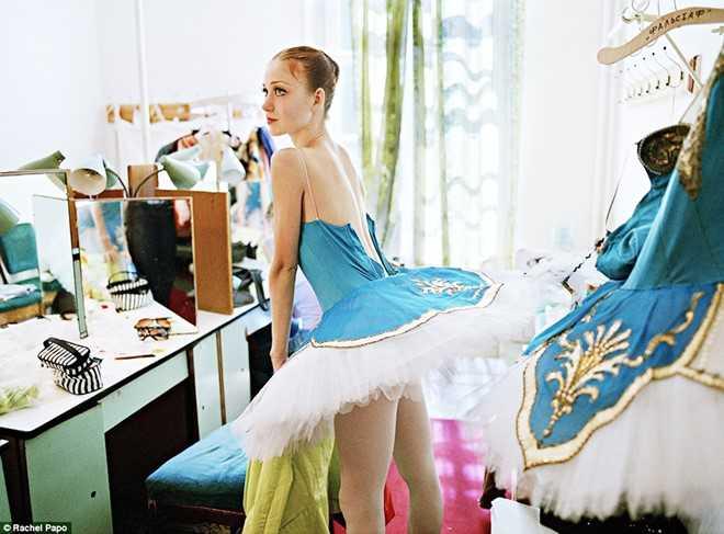 Kham pha ngoi truong day mua ballet noi tieng o Nga hinh anh 3