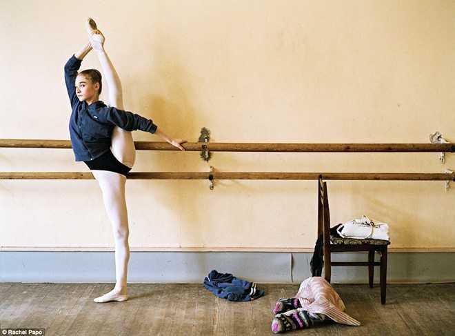 Kham pha ngoi truong day mua ballet noi tieng o Nga hinh anh 10