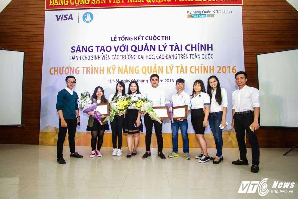 "Da tim ra y tuong sinh vien xuat sac nhat cuoc thi ""Ky nang quan ly tai chinh nam 2016"" hinh anh 3"