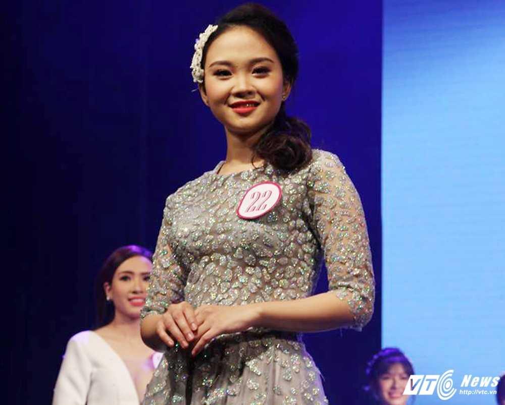 Nu sinh xinh dep dang quang 'Tai hoa duyen dang Duoc' 2016 hinh anh 3