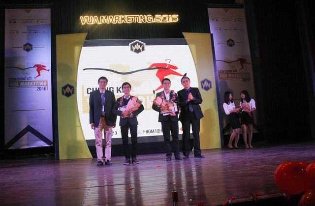 Nu sinh Hoc vien Tai chinh gianh ngoi vi quan quan 'Vua Marketing 2016' hinh anh 5