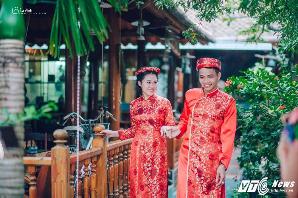 Anh cuoi 'Chi Pheo – Thi No' cua cap doi Ha Tinh hut dan mang hinh anh 19