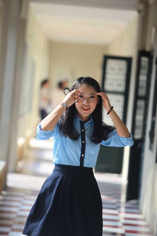 Hot girl xu Nghe