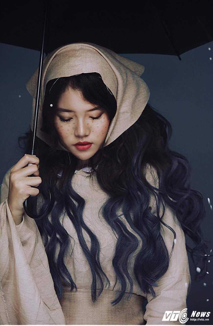 Hot girl Dong Nai dep ma mi, quyen ru trong bo anh moi don Noel hinh anh 7