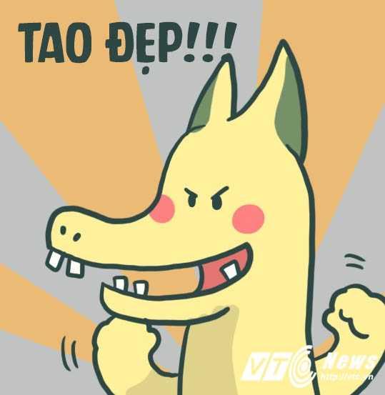 Chang hoa sy dien trai ve bo tranh 'Rong vang kute' lam xon xao dan mang hinh anh 12