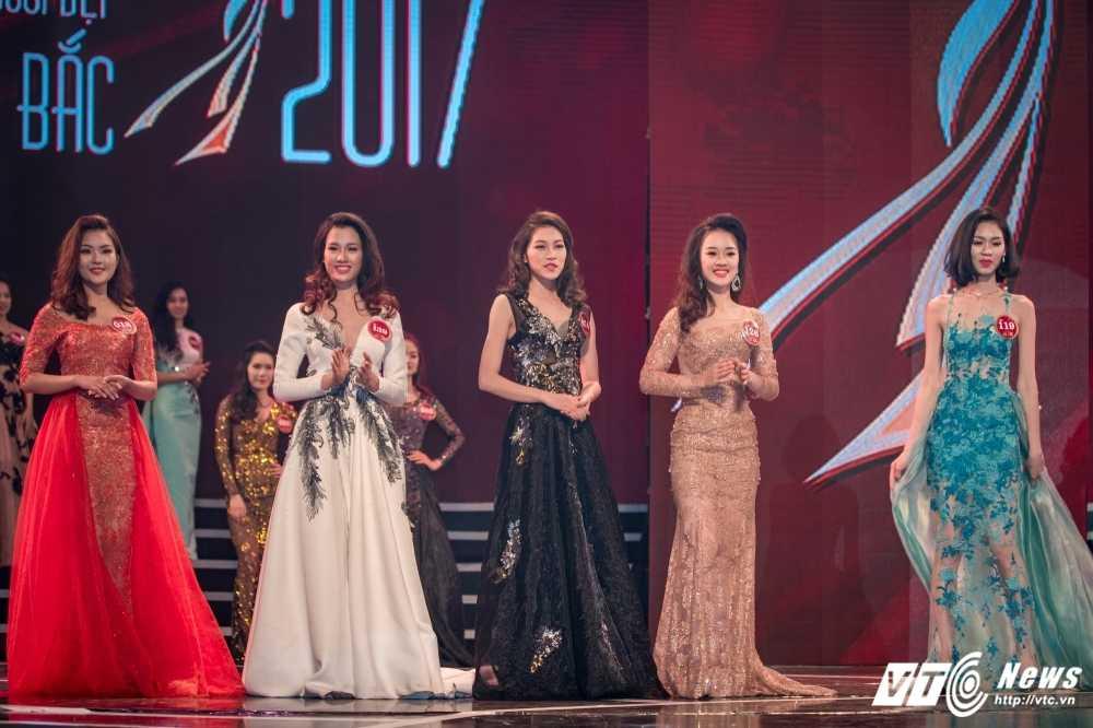 Hot girl Dai hoc Phong chay chua chay lot top 10 'Nguoi dep Kinh Bac 2017' hinh anh 9
