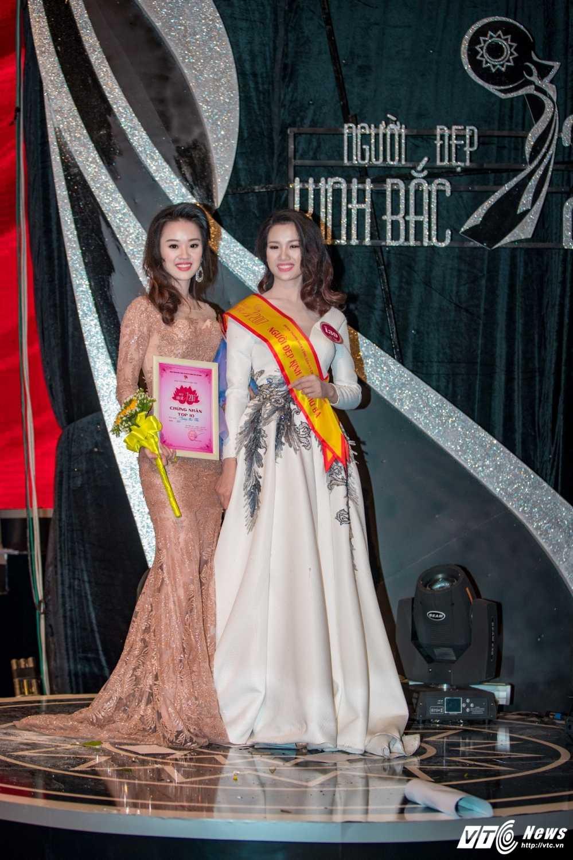 Hot girl Dai hoc Phong chay chua chay lot top 10 'Nguoi dep Kinh Bac 2017' hinh anh 3