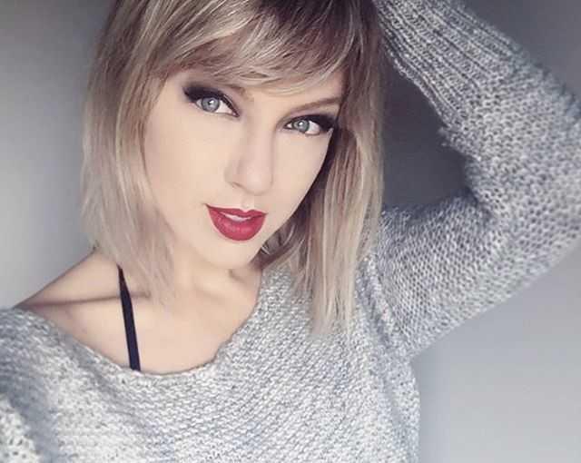 'Ban sao' nu ca si Taylor Swift hoan hao den tung chi tiet hinh anh 2