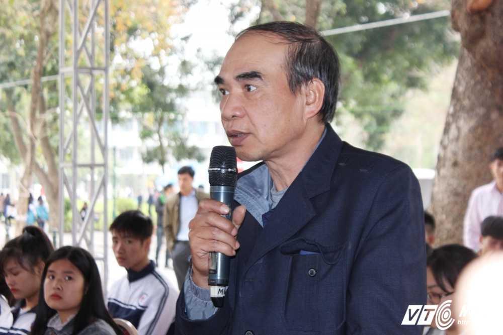 Tuyen sinh 2017: Chi con 1 truong cong an xet tuyen khoi A hinh anh 1