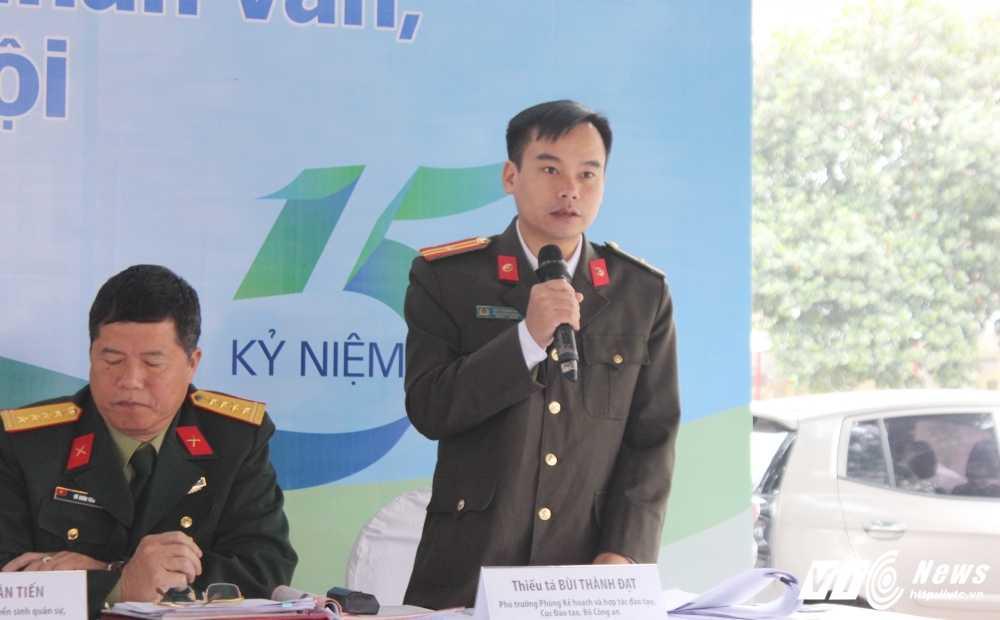 Tuyen sinh 2017: Chi con 1 truong cong an xet tuyen khoi A hinh anh 2