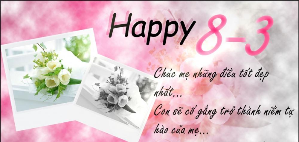 Ngay Quoc te Phu nu 8/3: Nhung loi chuc y nghia nhat danh tang me hinh anh 1