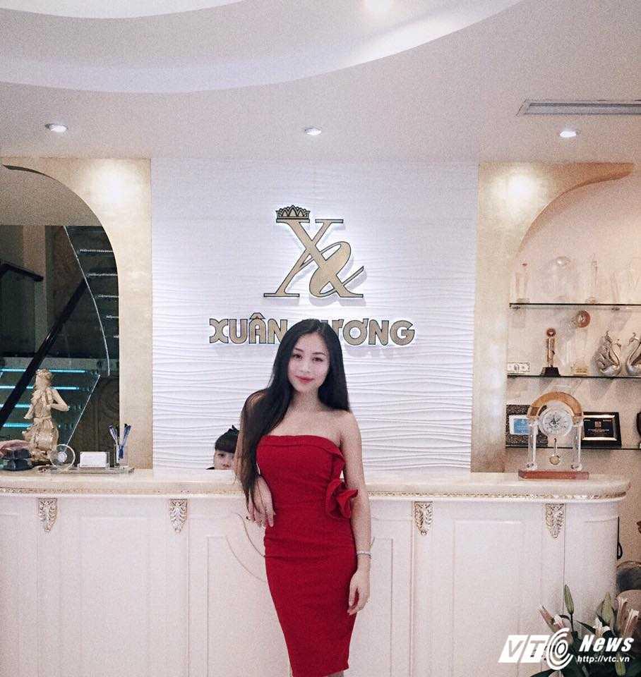 Hot girl Ha thanh bat mi du dinh ngay Quoc te Phu nu 8/3 hinh anh 4