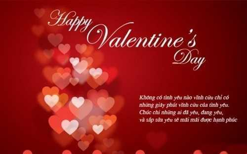Nhung loi chuc Valentine Trang 14/3 hay va y nghia nhat hinh anh 2