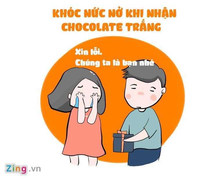 Ngay Valentine Trang 14/3: Nhung tinh huong do khoc do cuoi ban tre hay gap hinh anh 3