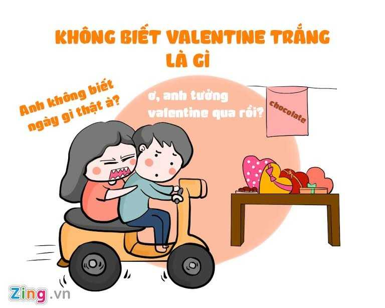 Ngay Valentine Trang 14/3: Nhung tinh huong do khoc do cuoi ban tre hay gap hinh anh 1