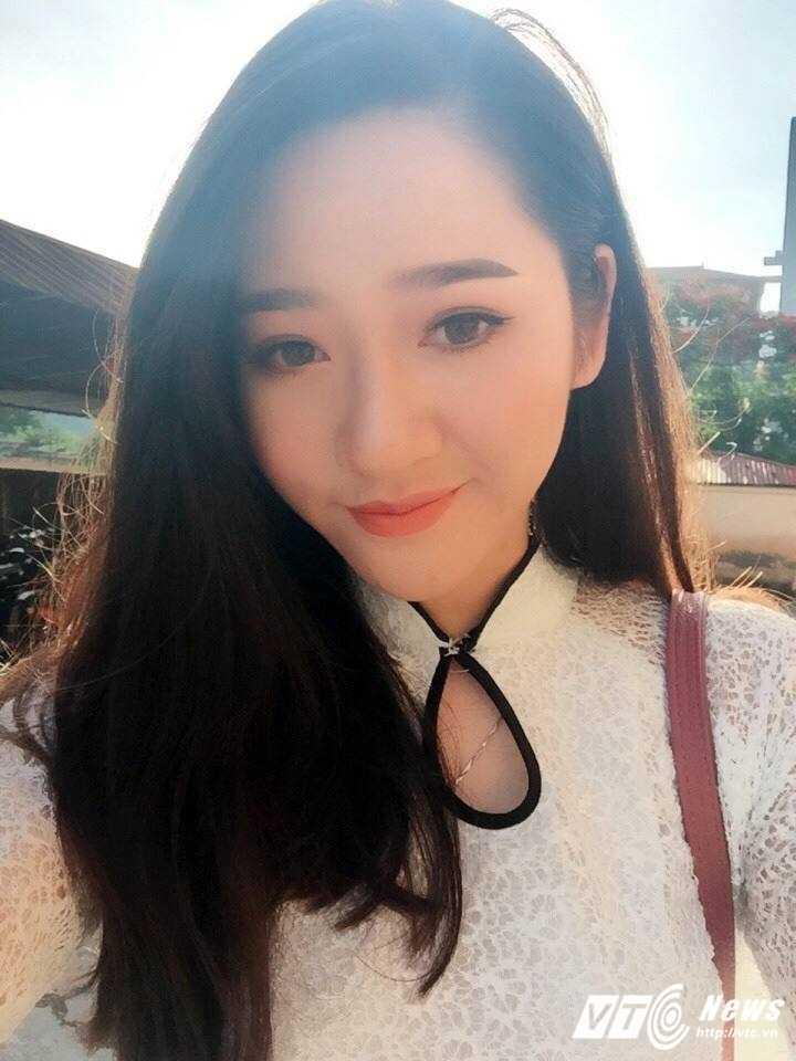 Nhan sac xinh dep cua Hoa khoi 'Nguoi dep Kinh Bac 2017' hinh anh 11