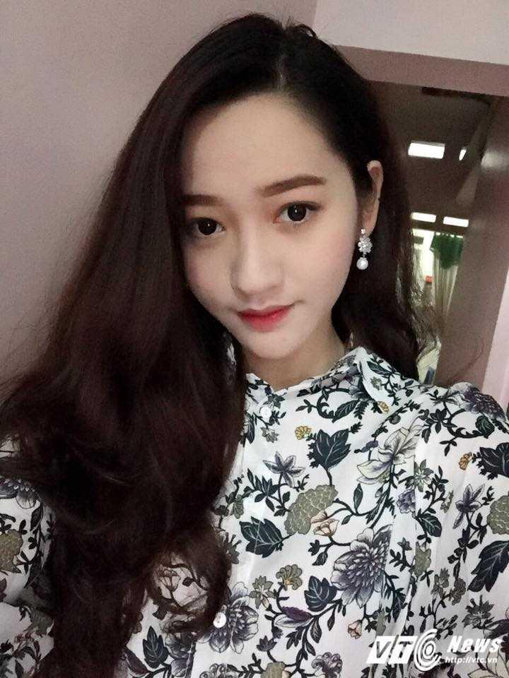 Nhan sac xinh dep cua Hoa khoi 'Nguoi dep Kinh Bac 2017' hinh anh 12