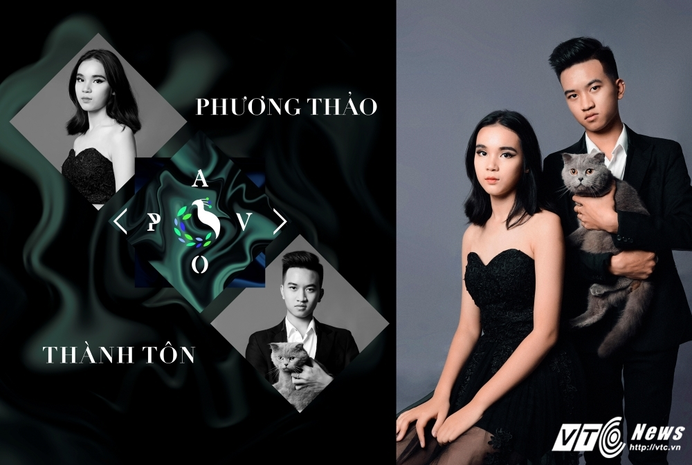 Lo dien 9 cap doi trai tai, gai sac cua truong THPT Phan Dinh Phung hinh anh 7