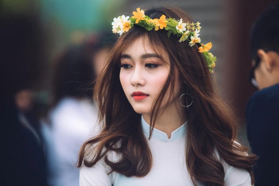 Nu cuoi toa nang cua 'ban sao' hot girl Kha Ngan hinh anh 8
