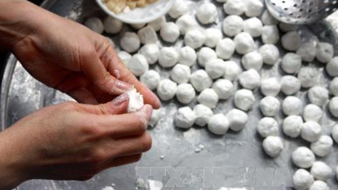 Cách làm bánh trôi, bánh chay ngày Tết Hàn thực