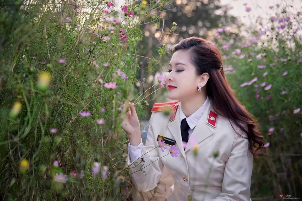 2 nu sinh xinh dep, tai nang cua Dai hoc Kiem sat Ha Noi hinh anh 3