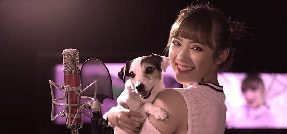 Hot girl Thai Lan cover 'Beo dat may troi' gio ra sao? hinh anh 8