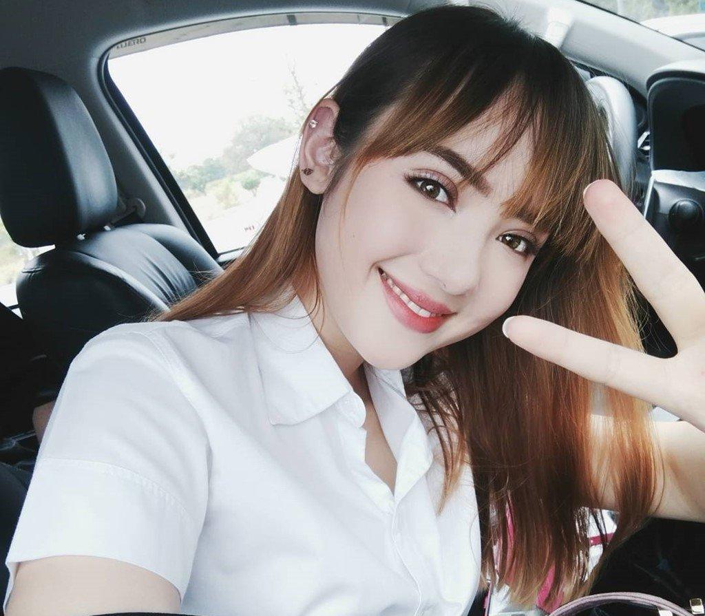 Hot girl Thai Lan cover 'Beo dat may troi' gio ra sao? hinh anh 9
