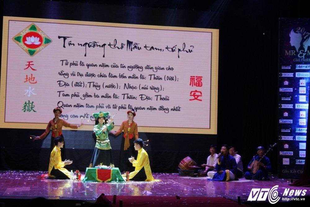 Lo dien cap doi tai sac nhat 'Mr and Miss culture' 2017 hinh anh 10