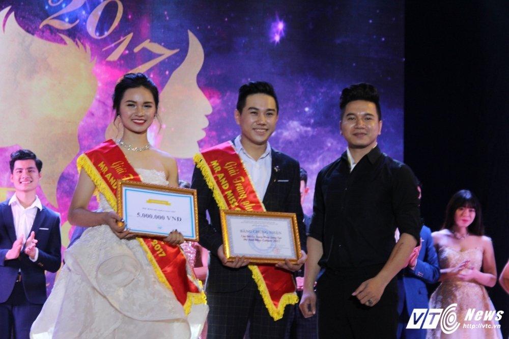 Lo dien cap doi tai sac nhat 'Mr and Miss culture' 2017 hinh anh 16