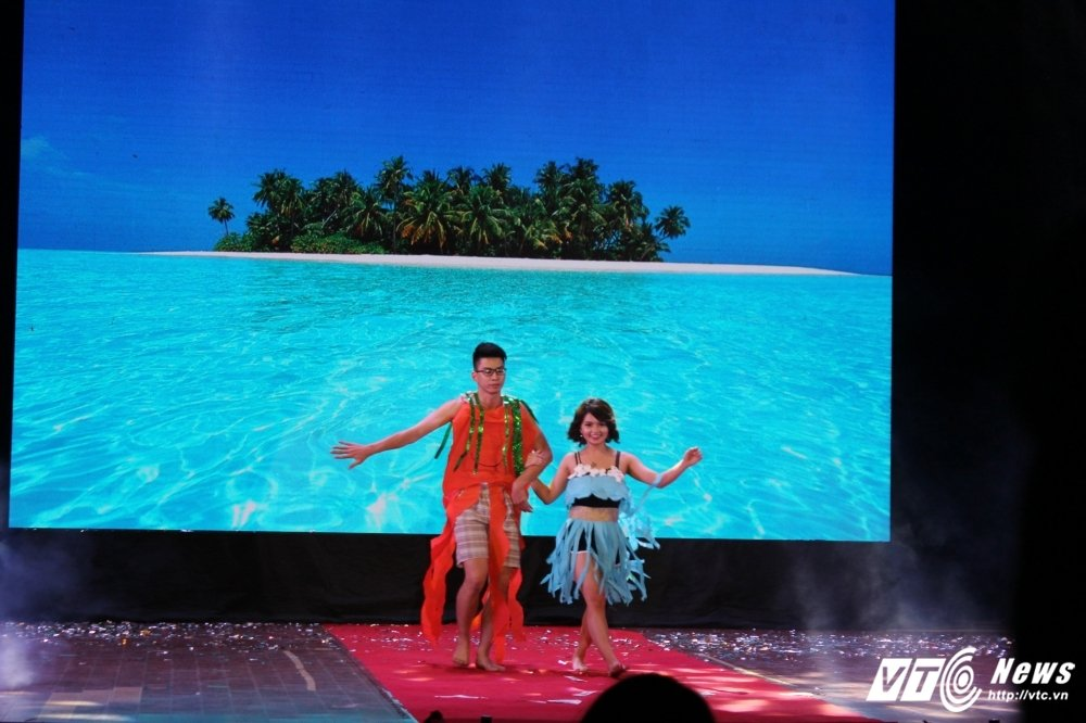 Lo dien cap doi tai sac nhat 'Mr and Miss culture' 2017 hinh anh 3