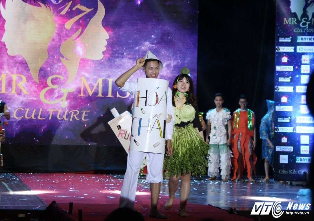 Lo dien cap doi tai sac nhat 'Mr and Miss culture' 2017 hinh anh 7