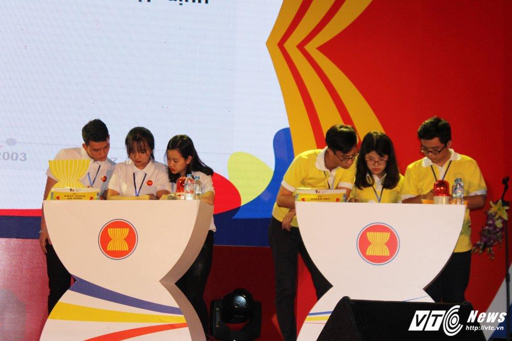 Sinh vien Dai hoc Kiem sat gianh quan quan 'Sac mau ASEAN 2017' hinh anh 3