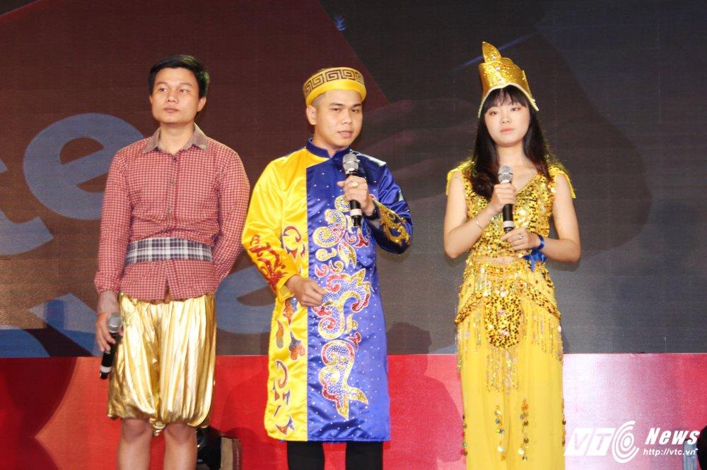 Sinh vien Dai hoc Kiem sat gianh quan quan 'Sac mau ASEAN 2017' hinh anh 5