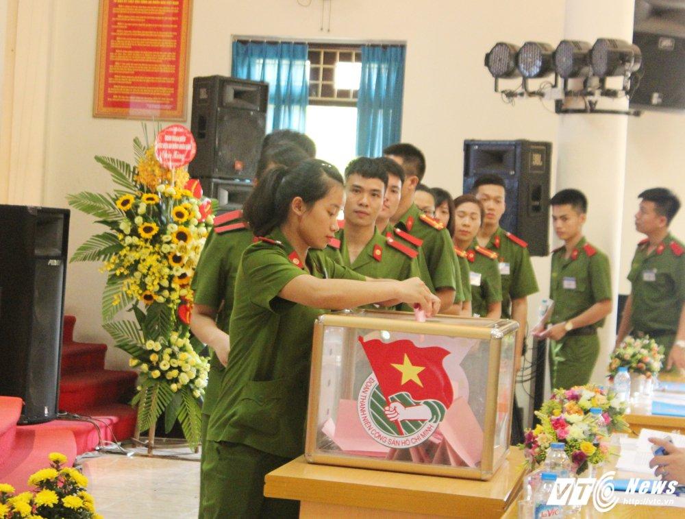 Thanh tich noi bat cua tuoi tre Cao dang Canh sat nhan dan I hinh anh 9