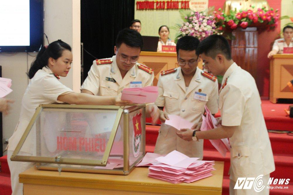 Thanh tich noi bat cua tuoi tre Cao dang Canh sat nhan dan I hinh anh 10